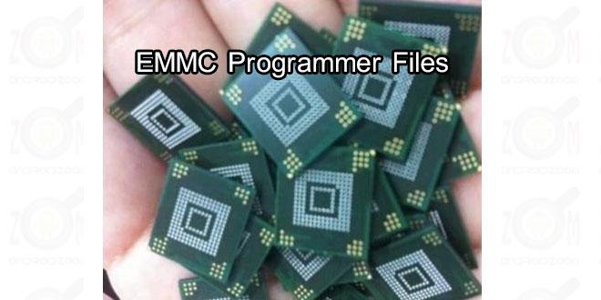 EMMC Programmer Files