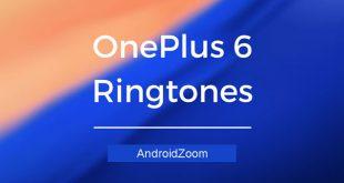 OnePlus 6 Ringtones