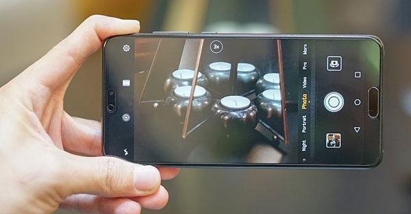 P20 pro camera