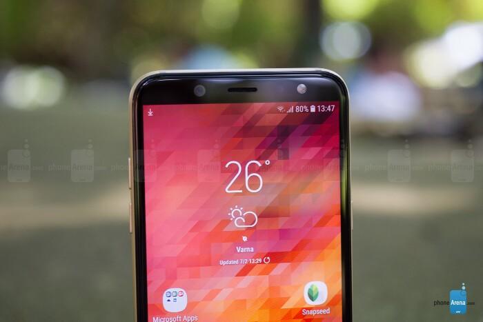 بررسی عملکرد دوربین گوشی2018 Galaxy A6