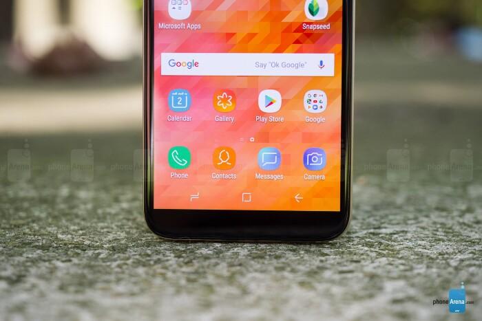 طراحی، ساخت و صفحه نمایشگوشی 2018 Galaxy A6