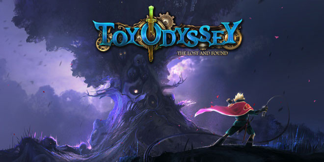 دانلود Toy Odyssey: The Lost and Found v 1.0 - بازی آرکید و اکشن + دیتا