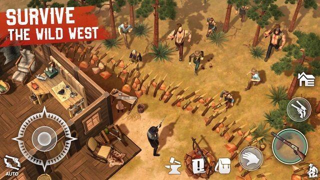 دانلود Westland Survival بازی بقا در غرب به همراه دیتا