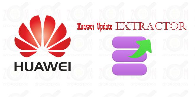 آموزش نحوه استخراج رام های رسمی هواوی با Huawei Update Extractor