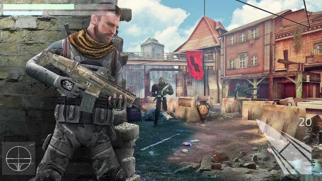 آموزش بازی Cover Fire - آموزش ترفندها و همچنین موارد و نکات بازی اکشن و همچنین تیراندازی Cover Fire