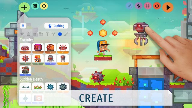 Createrria 2: Craft Your Games