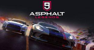 آموزش بازی آسفالت 9 - نحوه باز کردن ماشین ها به صورت رایگان در Asphalt 9: Legends