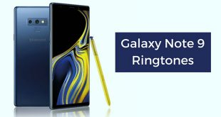 Galaxy Note 9 Ringtones