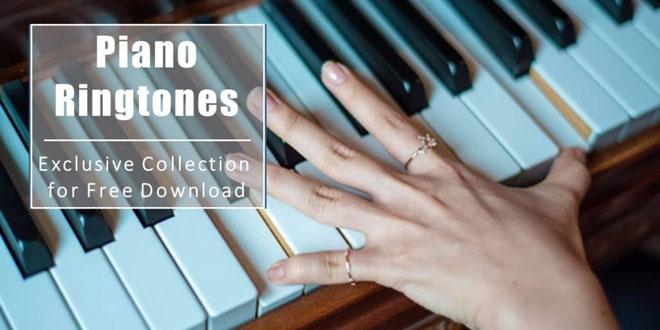 آهنگ زنگ خور پیانو