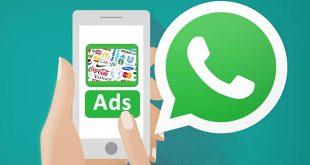 تبلیغات در واتس اپ
