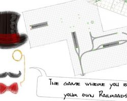 Train: Railway Builder & Conductor Game