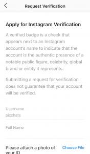 ارسال درخواست تیک رسمی