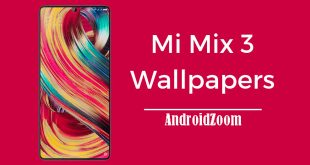 Mi Mix 3 Stock Wallpapers