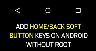 اضافه کردن دکمه نرم افزاری