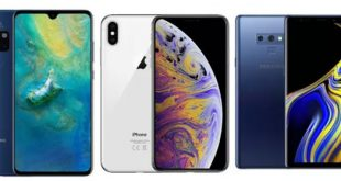 مقایسه دوربین Huawei Mate 20 Pro vs iPhone XS Max vs Galaxy Note 9