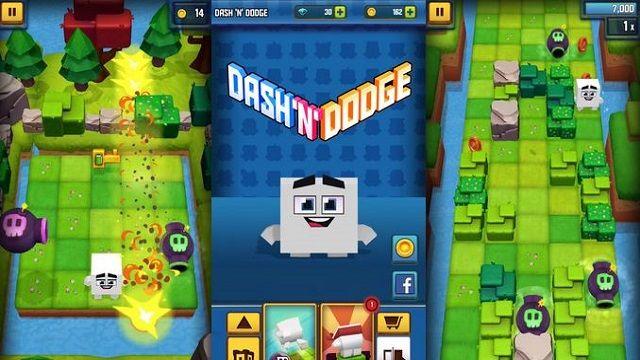 Cubiti Dash 'n' Dodge