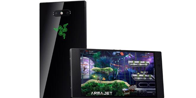 گوشی Razer Phone 2 با تجهیزات داخلی جدید در بدنهای قدیمی عرضه میشود