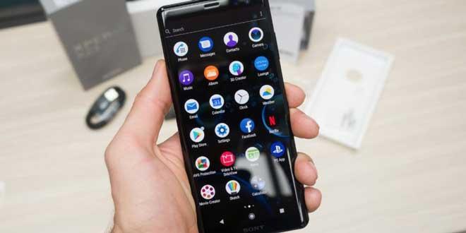 تست عملکرد گوشی سونی Xperia XZ3 - در نگاه اول بیعیب و نقص