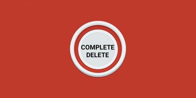 پاک کردن کامل فایل از اندروید بدون امکان بازیابی + ویدیو