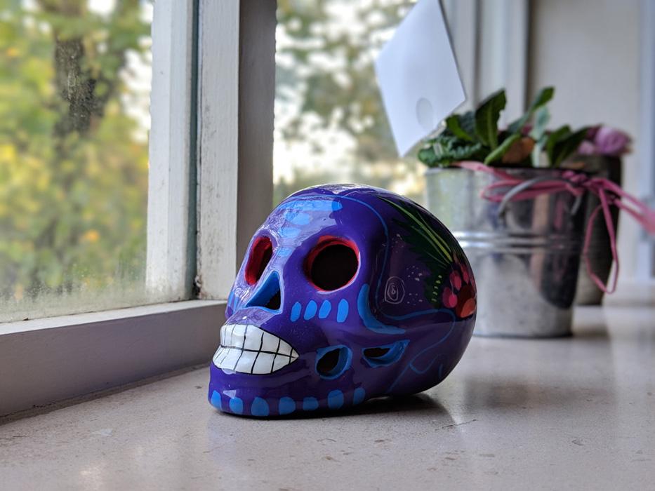 Google-Pixel-3-Bokeh-skull