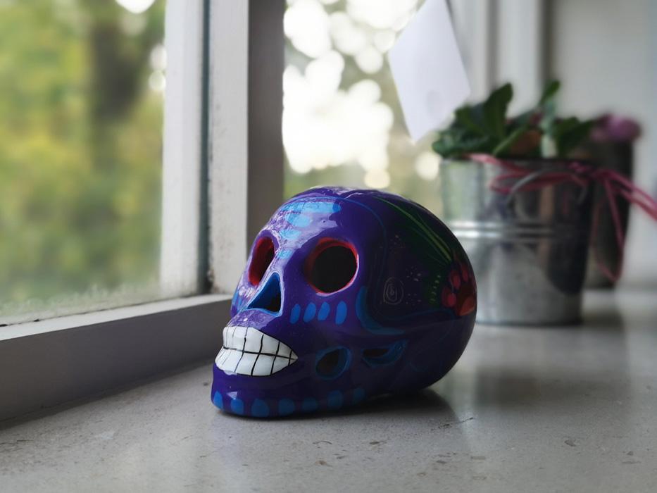 Huawei-P20-Pro-Bokeh-skull