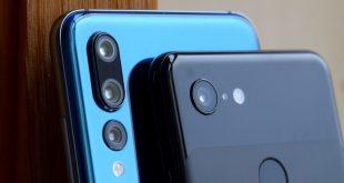 مقایسه دوربین های پیکسل 3 و P20 Pro