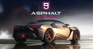 آموزش بازی Asphalt 9 - آزاد کردن ماشینهای Class S در بازی آسفالت 9