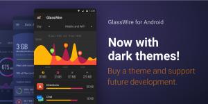 برنامه GlassWire