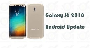 galaxy-J6-2018-Android-update