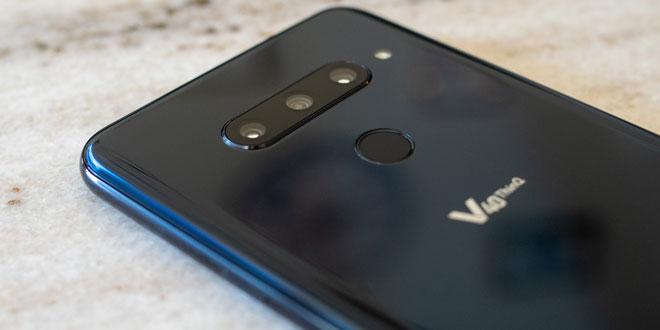 هر آنچه که از گوشی هوشمند V40 ThinQ شرکت ال جی باید بدانید
