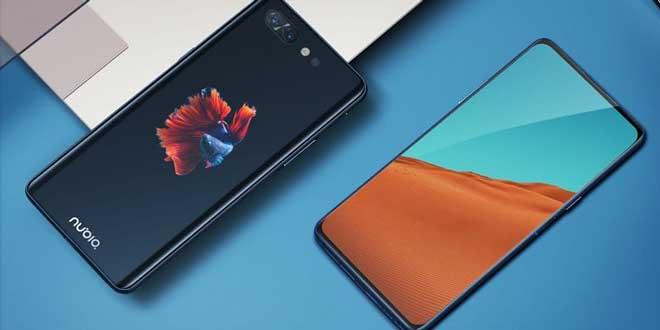 گوشی جدید شرکت ZTE با نام Nubia X با دو صفحه نمایش عرضه شد