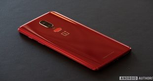 OnePlus 6T-Red