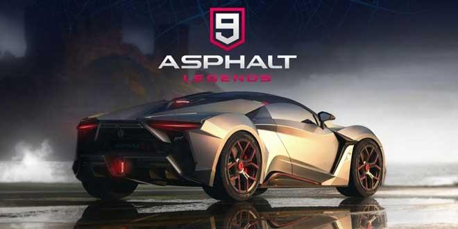 ویژگیهای جدید اضافه شده به بازی Ashpalt 9: Legends در آپدیت جدید