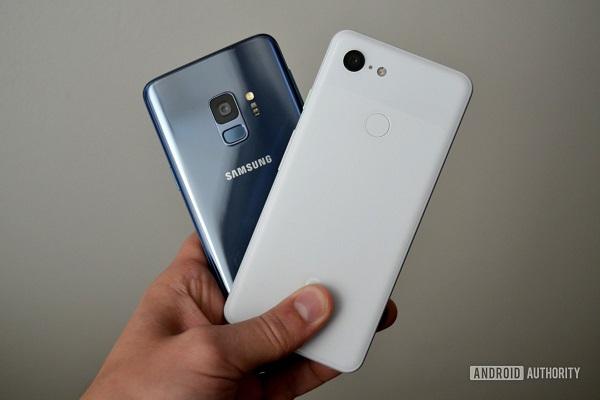 google-pixel-3-vs-samsung-galaxy-s9