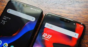 مقایسه مشخصات گوشیهای هوشمند وان پلاس 6 و وان پلاس 6T
