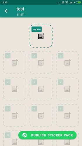 ساخت استیکر برای واتس اپ
