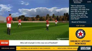 محیط فوتبال Dream League Soccer 2019 اندروید