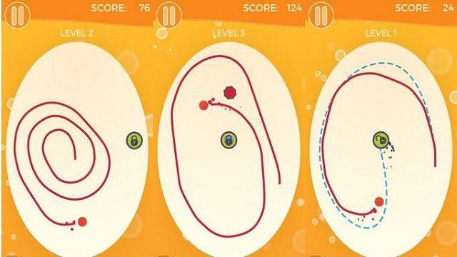 Spiral Rush: a Snake Game