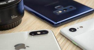 گوشی های هوشمند- اپل-هوآوی-گوگل