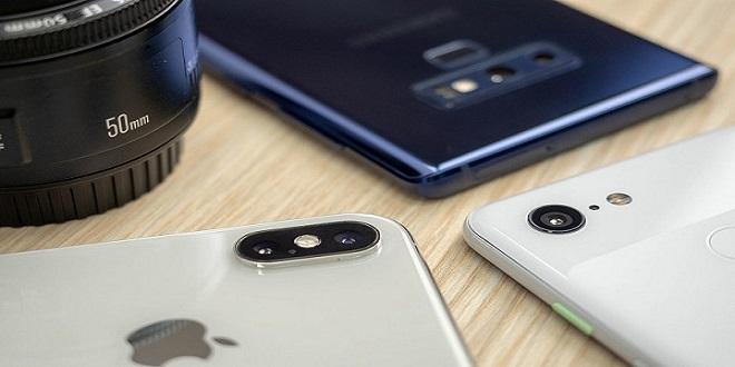 ویژگی های بخصوصی که در گوشی های هوشمند 2018 شاهد بودیم