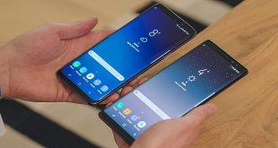 galaxy s9 plus_vs Galaxy Note 8
