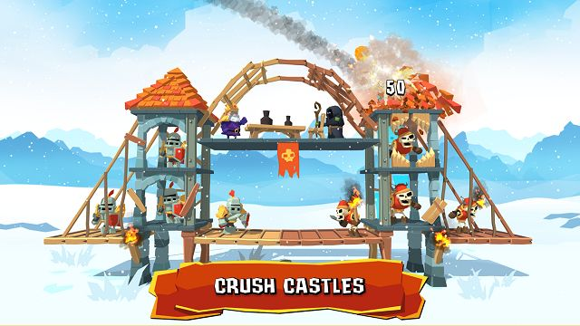 Crush the Castle: Siege Master