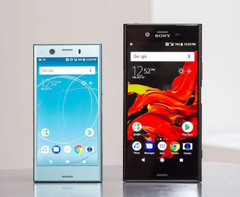 xperia XZ1 android 9