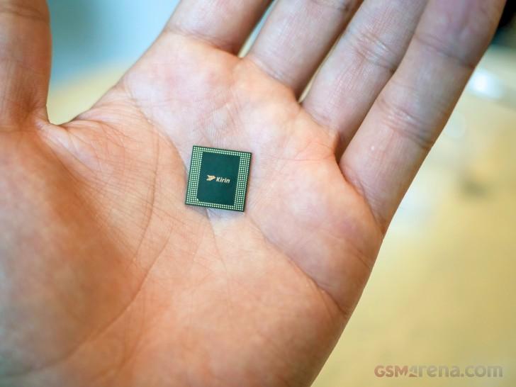 پردازنده کایرین 980
