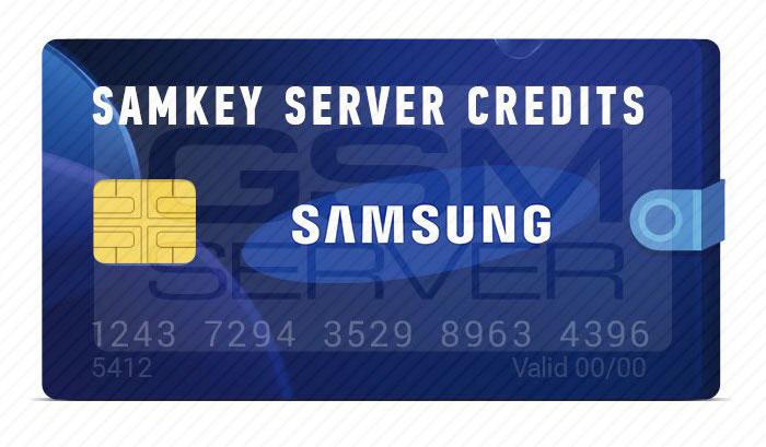 samkey-server-credits