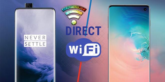 Wi-Fi Direct چیست و چگونه از وای فای دایرکت در اندروید استفاده کنیم؟