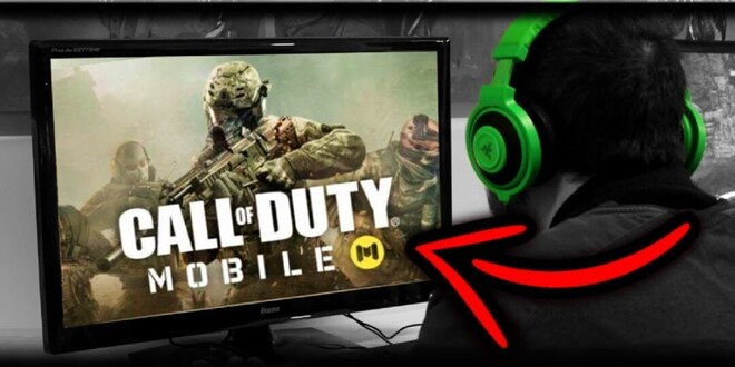 آموزش نصب Call of Duty Mobile روی کامپیوتر