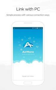 انتقال فایل با وای فای از اندروید با Airmore