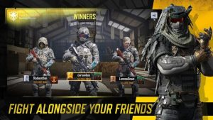 بازی Call of Duty Mobile اندروید