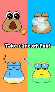 بازی Pou اندروید